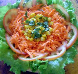 Salada Simples.