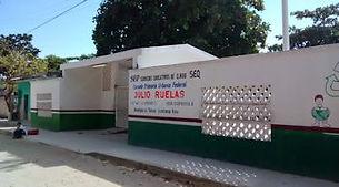 Julio Ruelas Primary School in Tulum