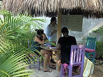 Group Spanish Classes in Tulum