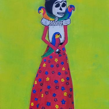 Frida Catrina - Day of the Dead
