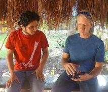 Private Spanish classes at Meztli in Tulum