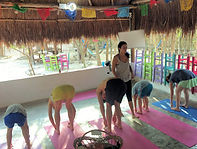Children's Spanish and Yoga Classes