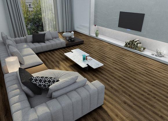 Teton Oak Embossed SPC Flooring