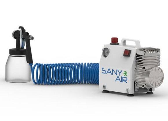Sany+ Air Sanitising Compressor