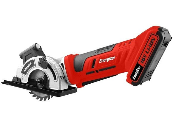 Energizer EZSP18VL2AUK Cordless Power Tool Saw 85mm with 2 x Batteries