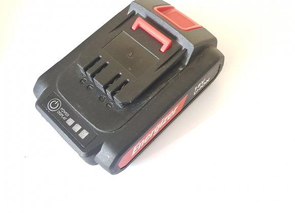 Energizer 18 volt 2ah Lituim Battery