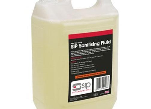 SIP 5 Litre Sanitising Liquid