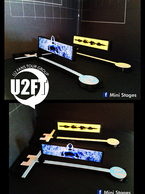 U2 Experience Mini Stage