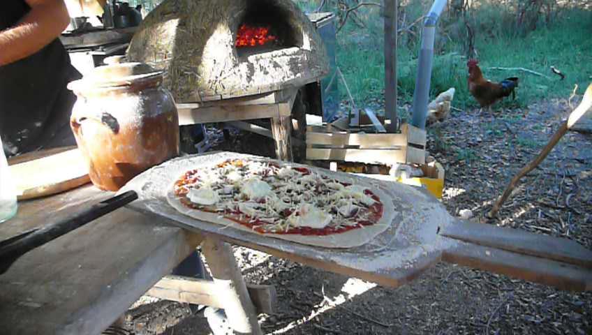 four à pizzas