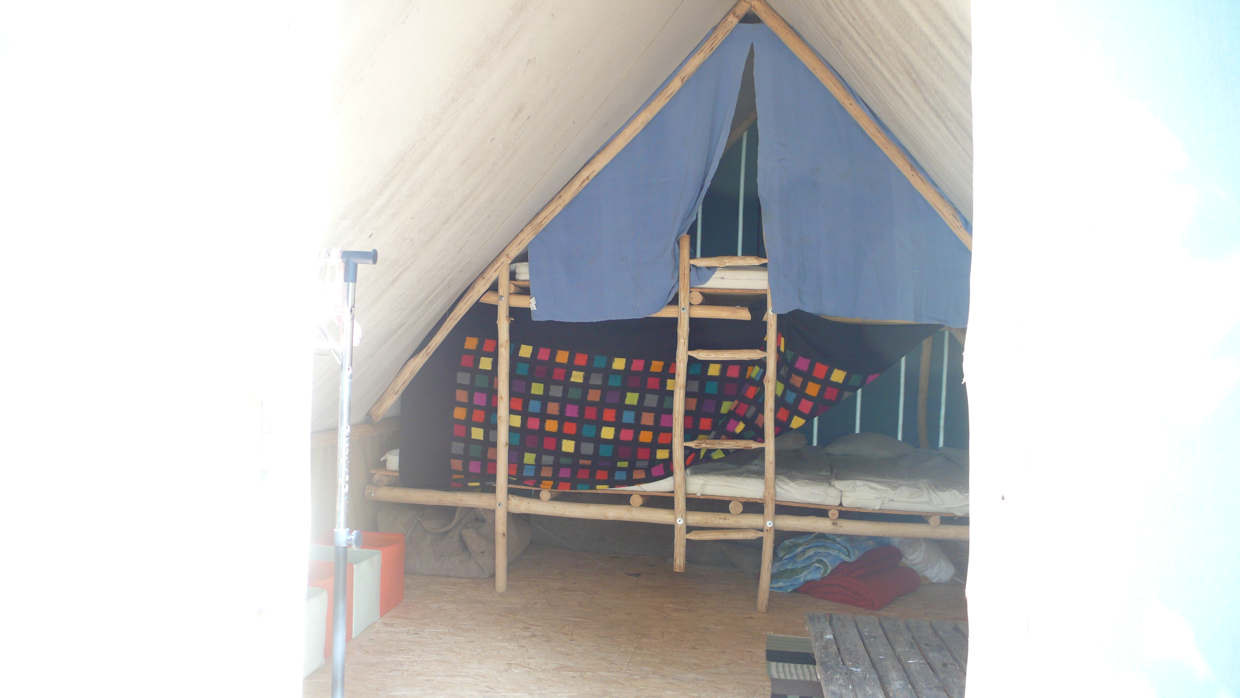 interieur tente
