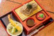 奥飛騨天ざる蕎麦