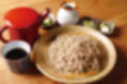 盛り蕎麦八寸