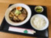 中華そば定食