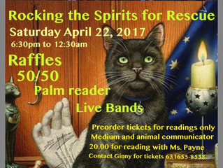 Rocking the Spirits for Rescue