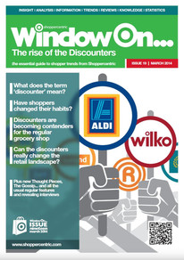 The rise of discounters - March 2014
