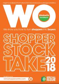 Shopper StockTake 2018