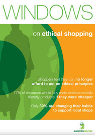 Windows on ethical shopping (Issue 09).J