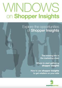 Windows on shopper insights (Issue 02).J