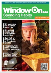 Spending Habits - November 2014