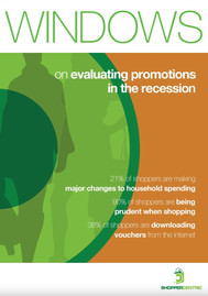 Windows on evaluating promotions in the