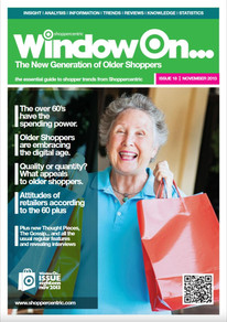 The New Generation of Older Shoppers - Nov 2013