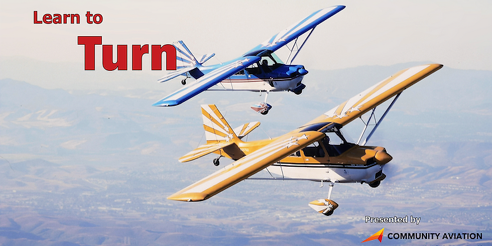 Learn to Turn (Part 2), with Rich Stowell