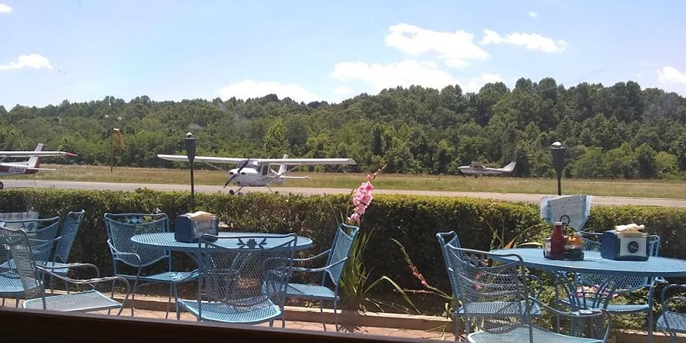 March Flyout to Williamsburg Jamestown Airport KJGG