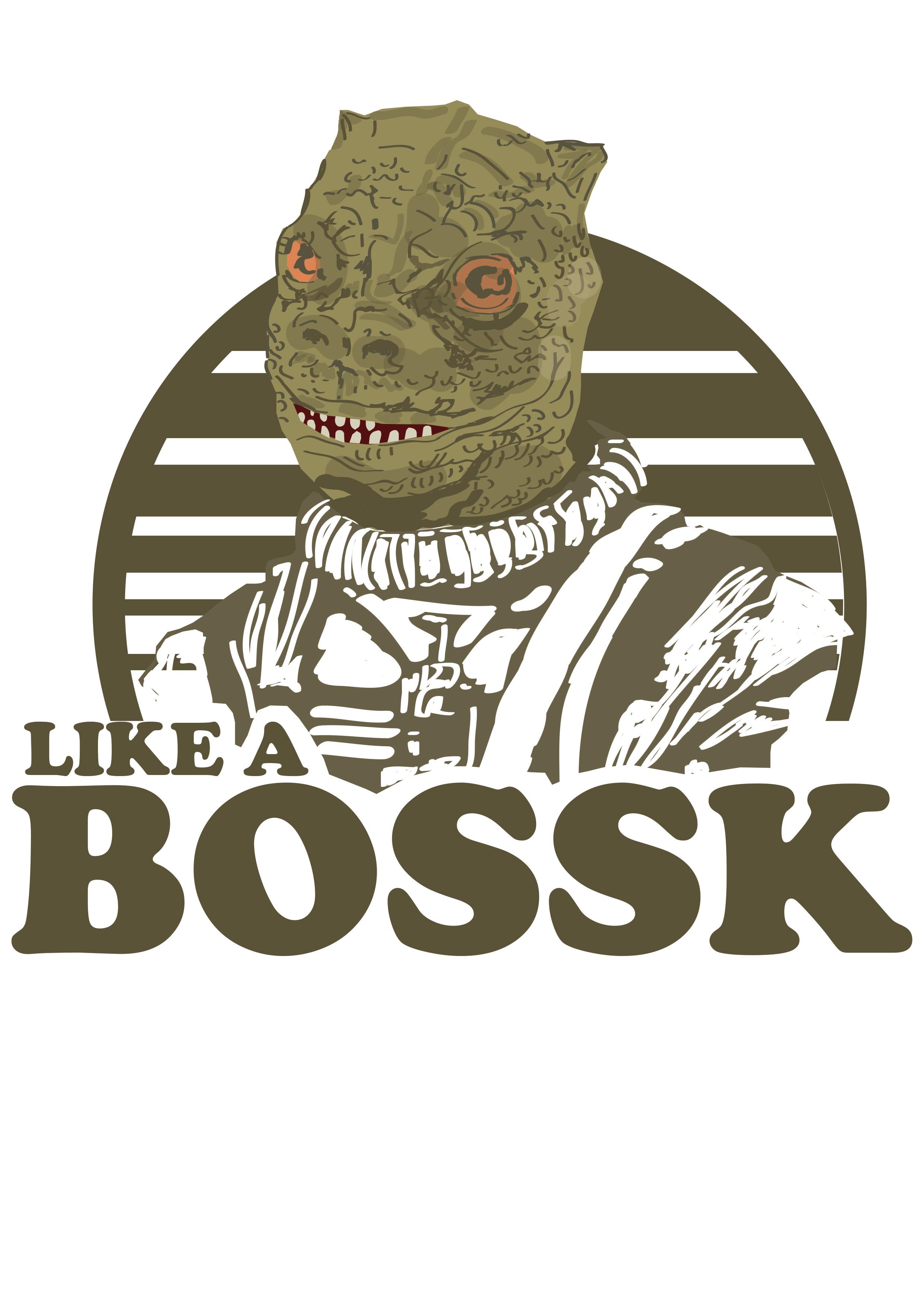 Like a Bossk