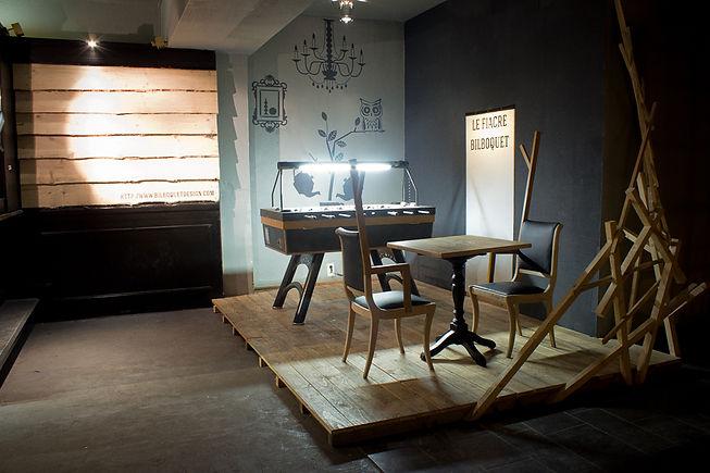 aménagement, space designer, scenography, scenography, concert, liege, night, design, wood