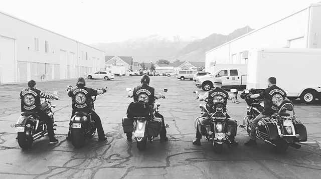 roguesouls had a good ride _legendsmotorcycles and then had a club meeting after