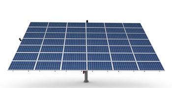 [PARU Solar Tracker] Dual-Axis Tracker01