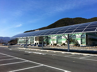 Carports Solar PV Products
