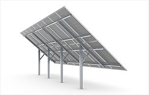 [PARU Solar Tracker] Fixed (Adjustment) Type