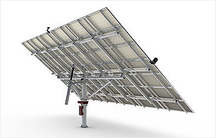 [PARU Solar Tracker] Dual-Axis Tracker