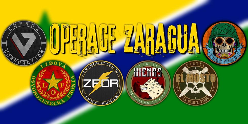 OPERACE ZARAGUA 2021
