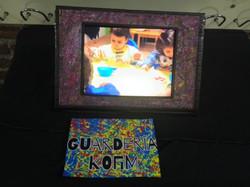 Exposición trabajos Guardería-Kofim