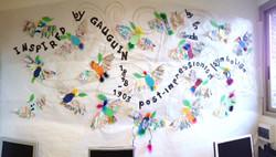Mural de 5º de Primaria
