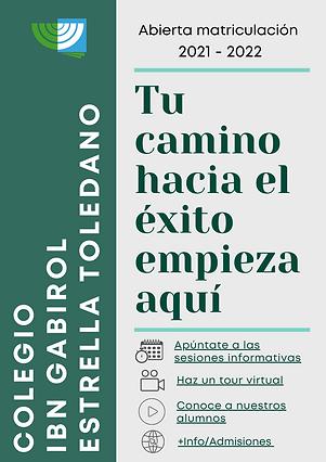 Apertura Matriculación 20-21 poster.png