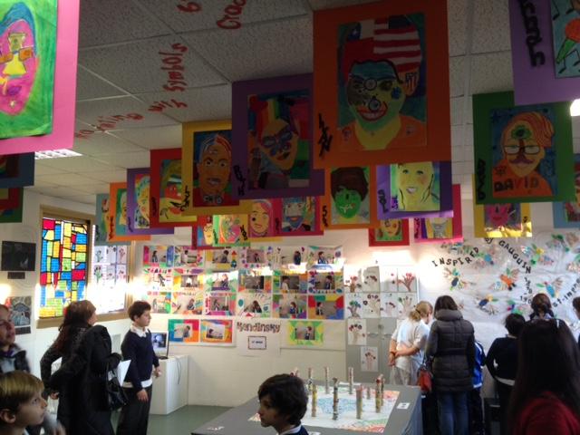 Exposición de Primaria
