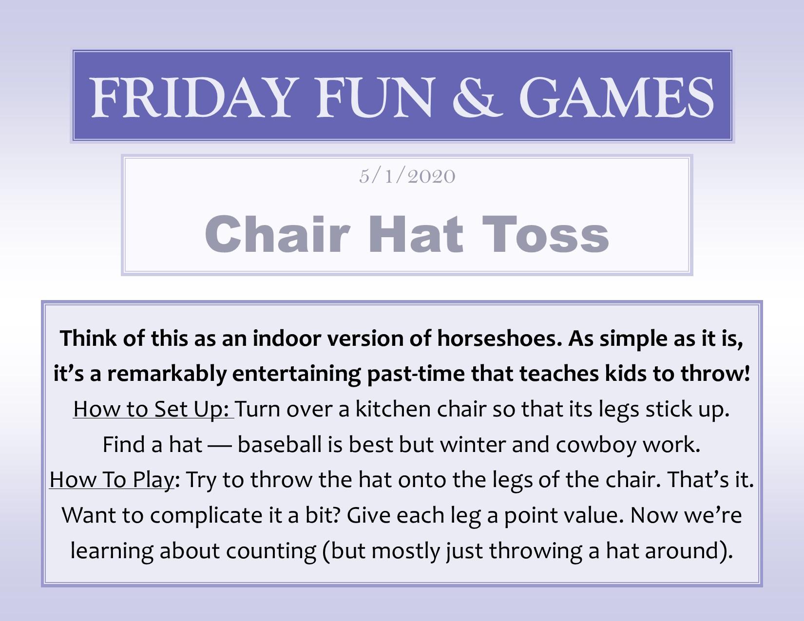 fun &games week5