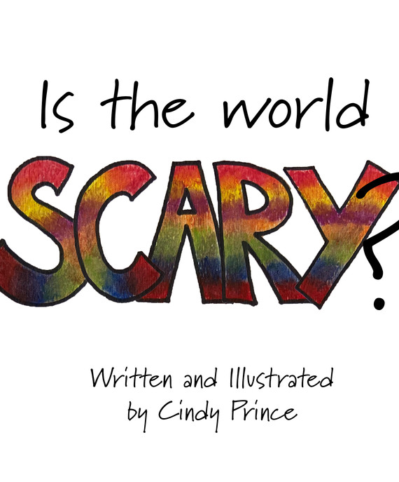 Is The World Scary Front Cover.jpg