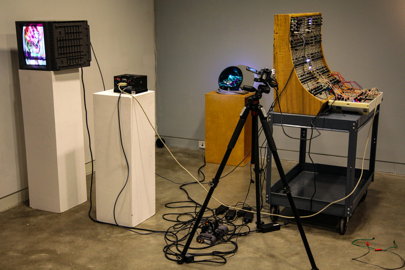 Call & Response (Etheric Feedback Looping System)