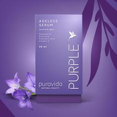 Purple Ageless Serum Puravida