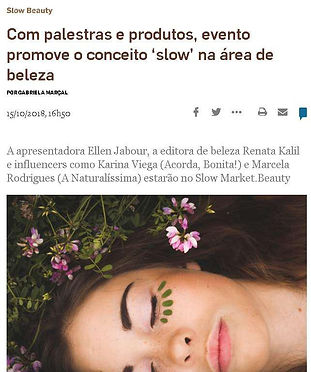 emais Estadão Slow Market Beauty-slow beauty-Melissa Volk-beleza consciente-green beauty