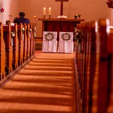 Kirchliche Trauung Hofen