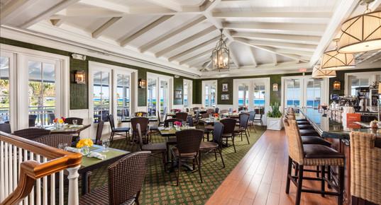 Indoor Restaurant & Full Bar Service