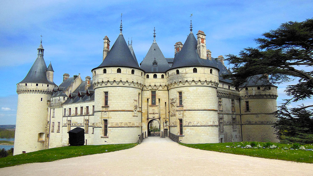 Château de Chaumont sur Loire