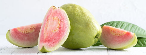 close-up-delicious-beautiful-red-guava-w
