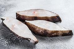 raw-fresh-steak-fish-halibut-stone-table