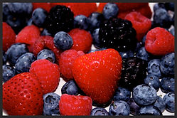 IQF Fruits and Berries